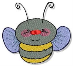 Cartoon Bumblebee embroidery design