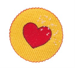 Valentines Day Cookie embroidery design