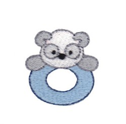 Mini Baby Toy embroidery design
