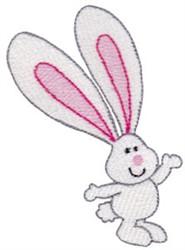 Bunny Big Ears embroidery design