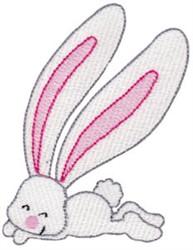 Big Ear Rabbit embroidery design
