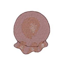 Chocolate Candy embroidery design