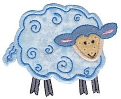 Little Farm Sheep embroidery design