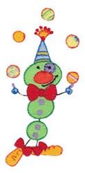 Birthday Bug embroidery design