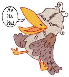 Aussie Kookaburra embroidery design