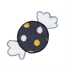 Halloween Hard Candy embroidery design