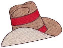 Wild West Cowboy Hat embroidery design