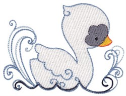 On The Seventh Day Of Christmas embroidery design