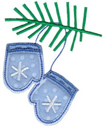 ChristmasMelodyApplique embroidery design