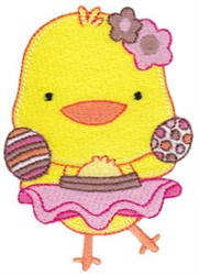 Easter Fun embroidery design