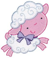 Easter Lamb Fun embroidery design