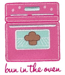 Pregnancy Sentiment embroidery design