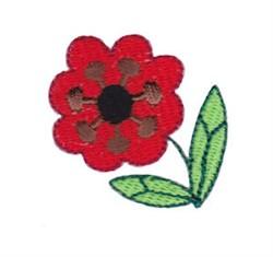 Mini Spring Splendor Flower embroidery design