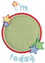 Birthday Day embroidery design