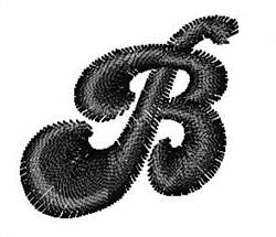 Candice B embroidery design