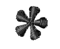 Candice Asterisk embroidery design