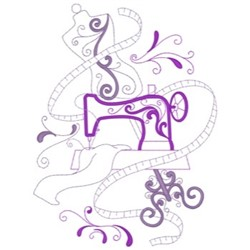 Tailors Notions embroidery design