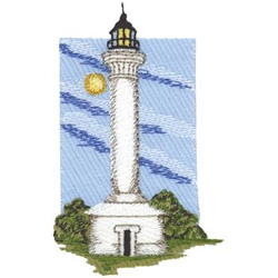 Point Arena embroidery design