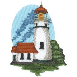 Cape Blanco embroidery design