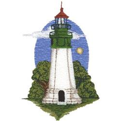 Grays Harbor embroidery design