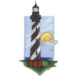 Cape Hatteras embroidery design