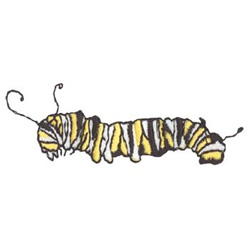 Caterpillars Embroidery Embroiderydesignscom