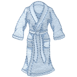 Bath Robe Embroidery Designs, Machine Embroidery Designs ...