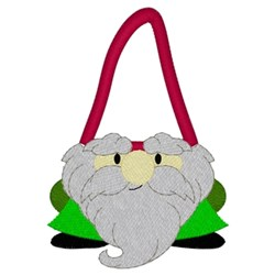 Gnome Applique embroidery design