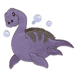 Fringe Little Nessy embroidery design