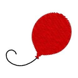 Balloon embroidery design