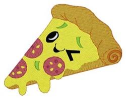 Funny Pizza embroidery design