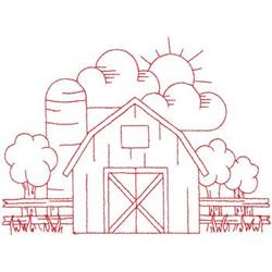 farm scene embroidery designs machine embroidery designs