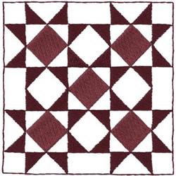 Star Quilt Embroidery Design : Star Quilt Block Embroidery Designs, Machine Embroidery ...