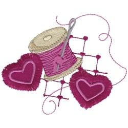Thread/Sewing Notions embroidery design
