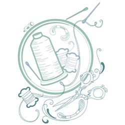 Embroidery Supplies embroidery design
