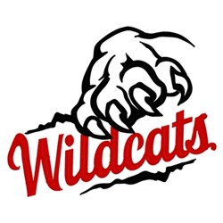 Wildcats Claw embroidery design