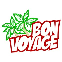 Palm Trees - Bon Voyage embroidery design