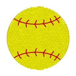 All Star Softball embroidery design