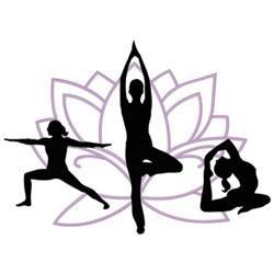 Namaste Mind & Body embroidery design