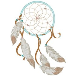 Dream Catcher embroidery design