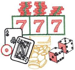 Machine embroidery gambling read gambling emperor zero