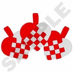 Danish Hearts embroidery design