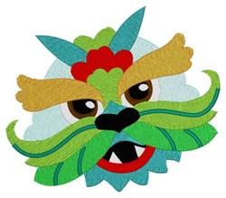Parade Dragon embroidery design