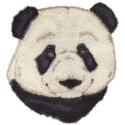 Panda Cub embroidery design