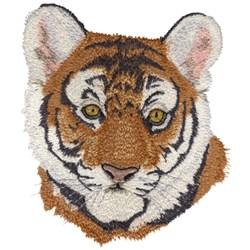 Tiger Cub embroidery design