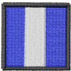 NAVY FLAG 9 embroidery design