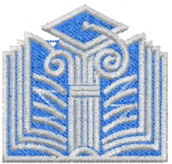 Book Of Education embroidery design