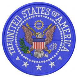 USA SEAL embroidery design