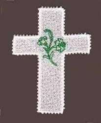 FSL Cross embroidery design