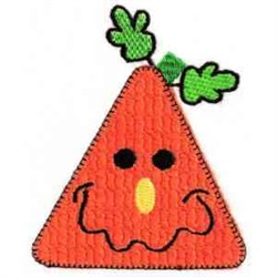 Funny Pumpkin embroidery design